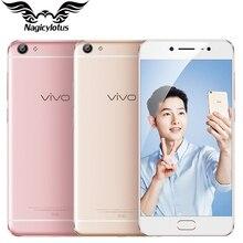 Оригинальный VIVO X7 плюс X7plus 5.7 дюйма 1920 * 1080px Snapdragon MSM8976 1.8 ГГц 4 ГБ Оперативная память 64 ГБ Встроенная память 4 г LTE отпечатков пальцев Google Play