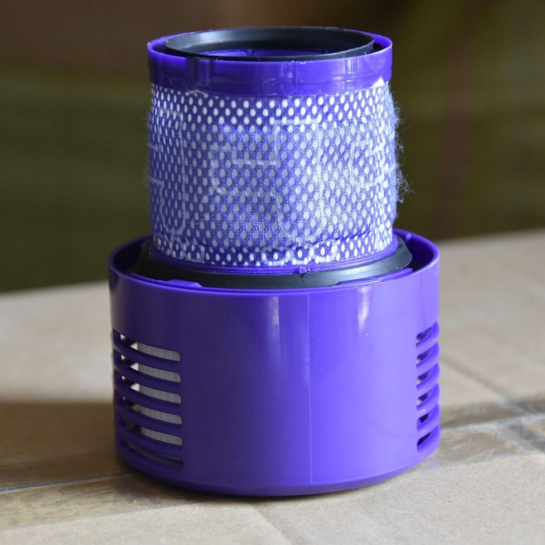 Моющийся фильтр для Dyson V10 SV12 Циклон животного абсолютная всего чистым пылесос