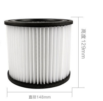 vacuum cleaner hepa filter GY308 GY309 GY406 GY-408  129X148MM vacuum cleaner hepa filter gy308 gy309 gy406 gy 408 129x148mm