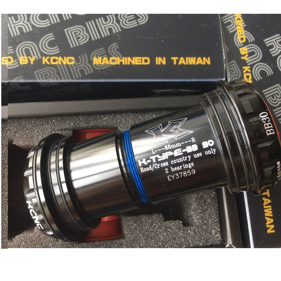 KCNC BB30 adapter convert to 24mm Press fit bottom bracket adopt 68mm bb Shell ROAD XC