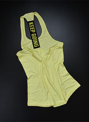 Tank Tops Fitness Quick Dry Sleeveless