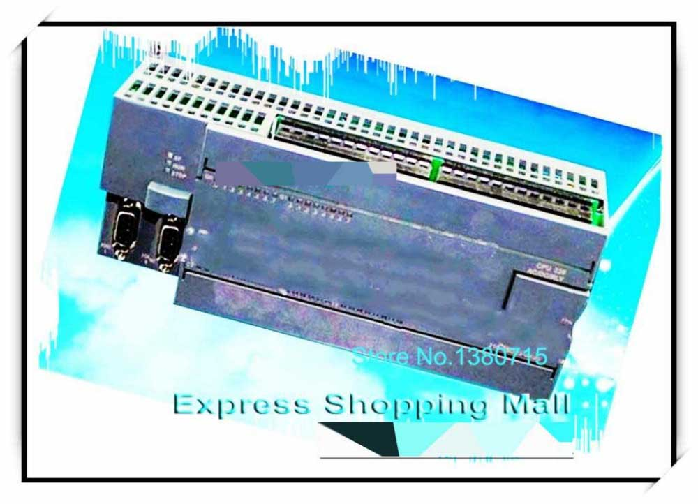 24input 16 transistor output PLC CPU226T-40 replace S7-200 6ES7216-2AD23-0XB0 support original expansion module new original simatic s7 1200 6es7232 4hb32 0xb0 analog output 6es72324hb320xb0 plc module 6es7 232 4hb32 0xb0