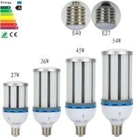 E27 E40 SMD5730 Led Lamps85 265V 81LED 108LED 135LED 162LED Lights Corn Led Bulb Candle Lighting
