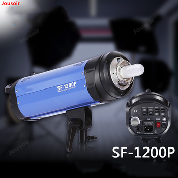 SF-P series 1200W flash high speed synchronous studio lamp studio photography lamp continuous shooting CD50 T03