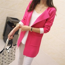 Spring new informal persona embroidery unfastened massive dimension sweater girls lengthy part lengthy sleeve sweater cardigan jacket tide