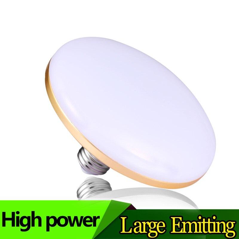 Jiaderui LED Lamp E27 220V 15W 20W 30W 40W 50W 60W Spotlight Light Bulb Cood White LED Light High Power E27 LED Light Bulb