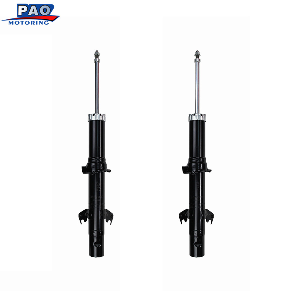 2PC New Front Strut Shock Absorber Left and Right Pair Set Fit for 2003-2004 Mazda-6 iModel,iModel-Exc.MazdaSpeed OEM 72195 Car new pair left