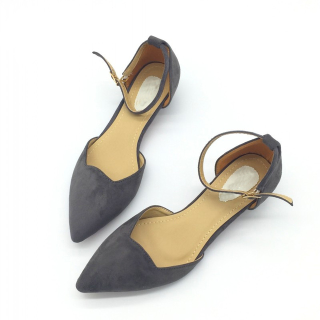 Zapatos de tacón bajo para mujer