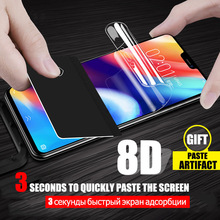 New 10D Soft Hydrogel Film For Huawei Mate 20 P30 P20 Pro Lite Screen Protector Honor 8X 10 9 V20 Protective
