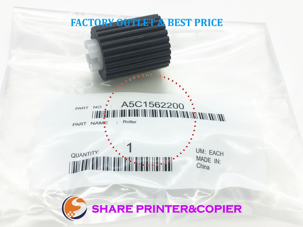 Share japan A5c1562200 pickup roller For KONICA BH223 BH283 BH363 BH423 BH7823 BH7828 223 283 363 423 7823 C451 C550 C650 C452