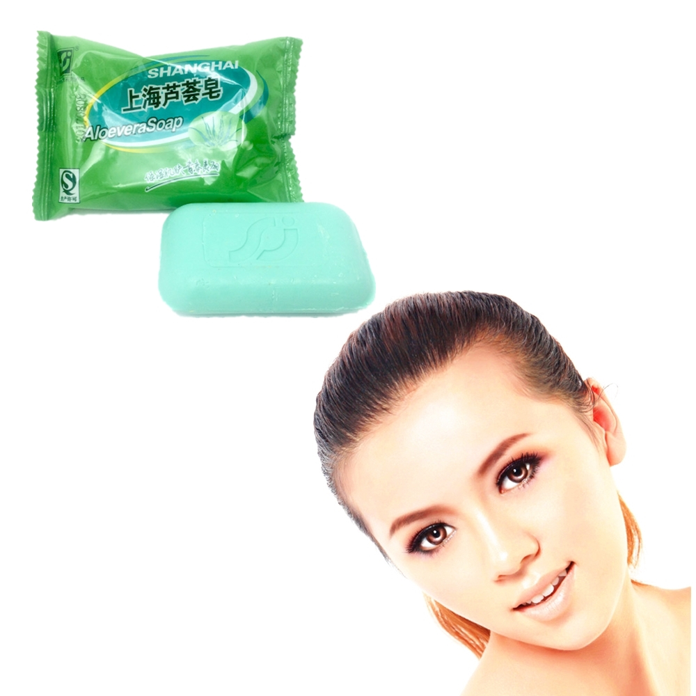 Natural Active Energy ALOEVERA Concentrated Soap For Face Care & Whitening Firming Moisturizing