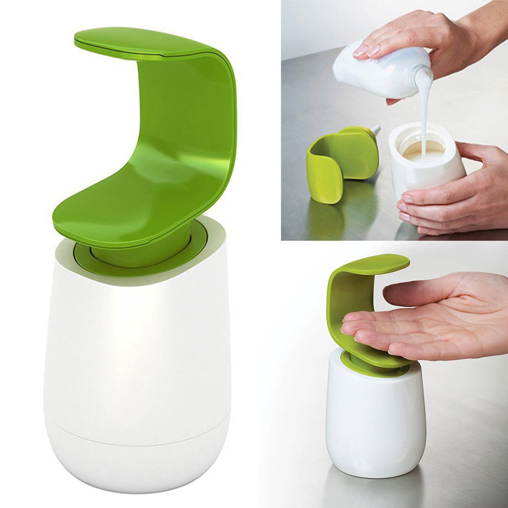 Kitchen Soap Dispenser Bathroom Detergent Dispenser Liquid Soap C - Bathroom detergent