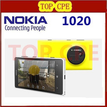 Original Nokia Lumia 1020 41.0MP Camra 32GB ROM 2G Brand mobile phone unlocked 4.5″ Touch screen Dual core WIFI Free shipping