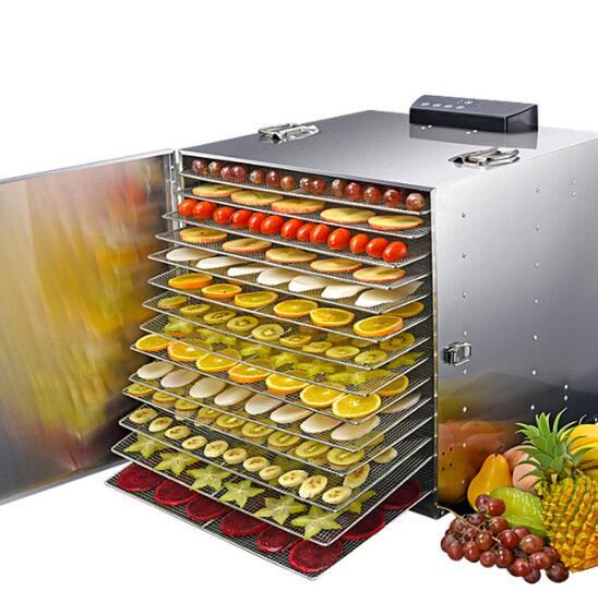 Free shipping Home Food Fruit Dryer Fruit and Vegetable Pet Meat Air Dried Dehydration Machine Commercial 15 Layers Dehydrator free shipping home food fruit dryer fruit and vegetable pet meat air dried dehydration machine commercial 15 layers dehydrator