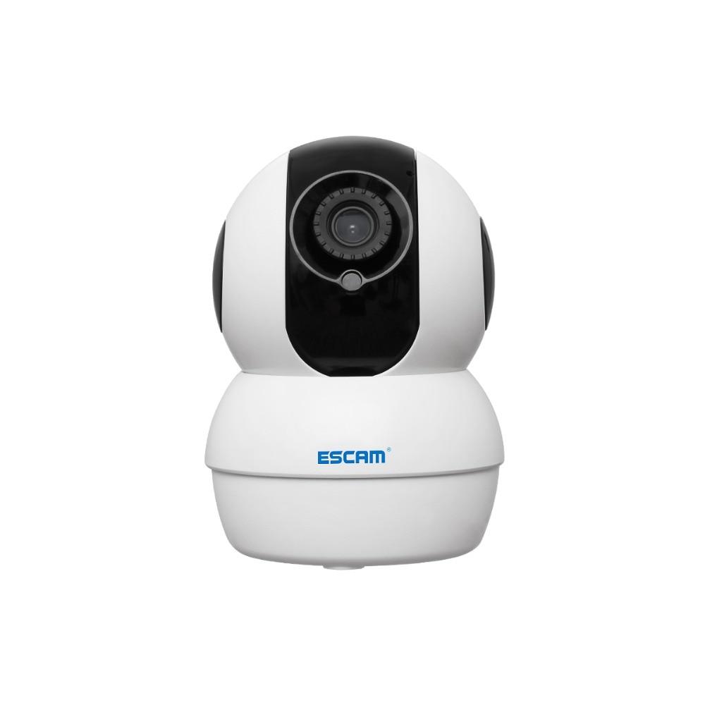 Escam 720 P g50 Крытый сети WI-FI IP Камера ИК панорамирования/наклона Беспроводной Камера с двухстороннее аудио движения детектор Max 64 ГБ карты