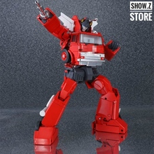 [Show.Z Store] 4th Party MP-33 Inferno Transformation MasterPiece Firetruck Action Figure