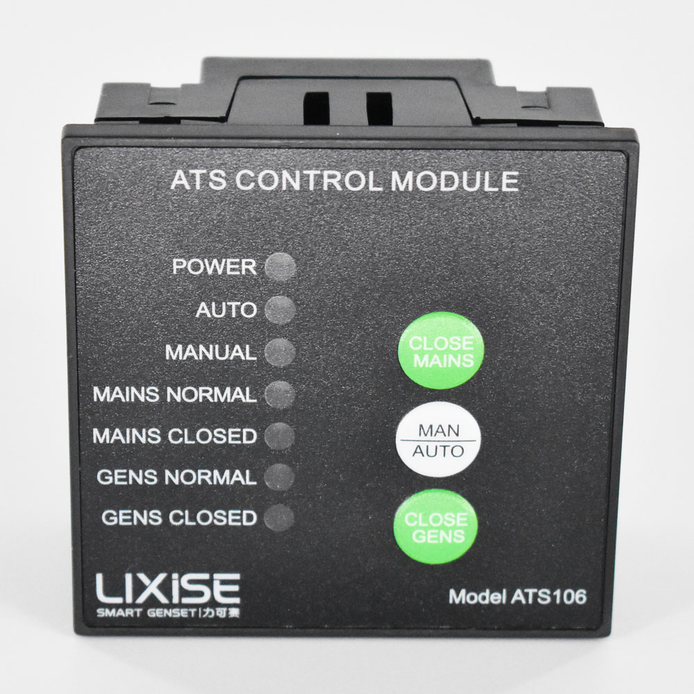 ATS106 control module Generator ats automatic transfer switch ats smart generator controllerATS106 control module Generator ats automatic transfer switch ats smart generator controller