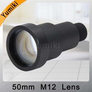 "Image 2 - Yumiki CCTV lens 50mm M12*0.5 7degree 1/3"" F1.2 CCTV MTV Board Lens For Security CCTV Camera"