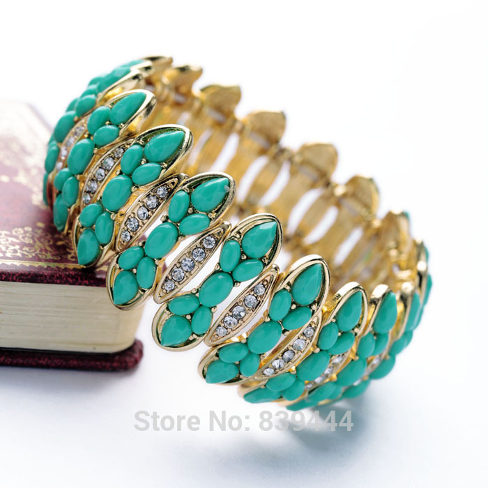 Always Online Factory New Design Europe Summer Women Jewlery Fashion Handmade Women Charm Bracelet