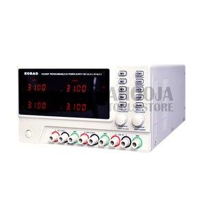 Image 2 - KORAD alimentation Programmable en trois voies KA3303P, Programmable en continu réglable, Interface USB, avec télécommande, données synchronisées