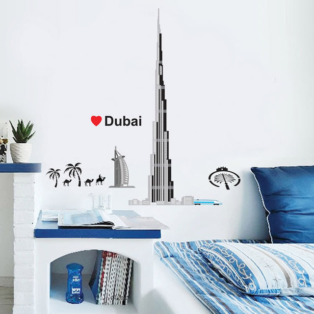 Wall Stickers Home Decor Removable Vinyl Wall Sticker New Arrival - Wall decals dubai