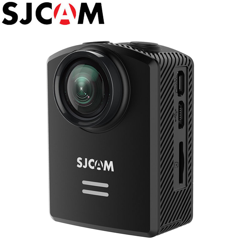 цена на SJCAM M20 Action Camera 4K WiFi Sports DV Gyro Mini Camcorder 2160P HD 16MP With RAW Format Waterproof 30m Underwater SJ Cam
