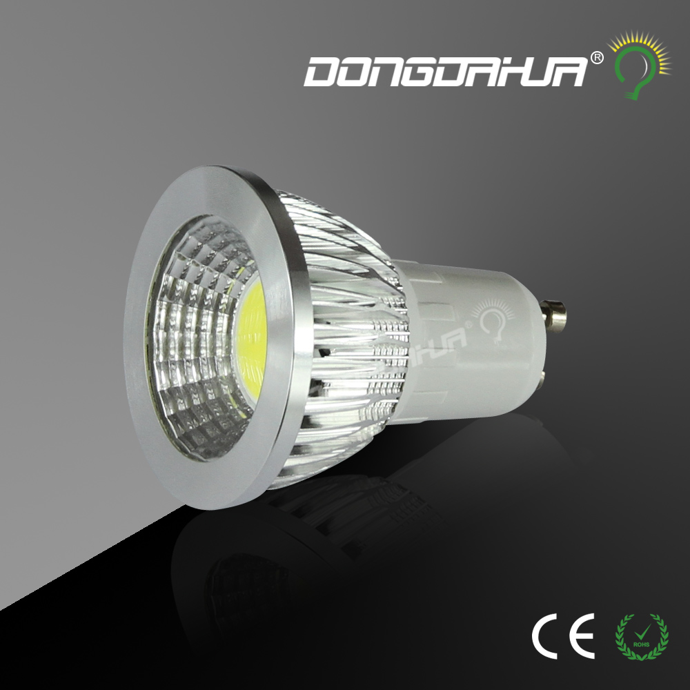 led the reflector gu10 3 w 5 w 7W 9W 85 to 265 v lamp
