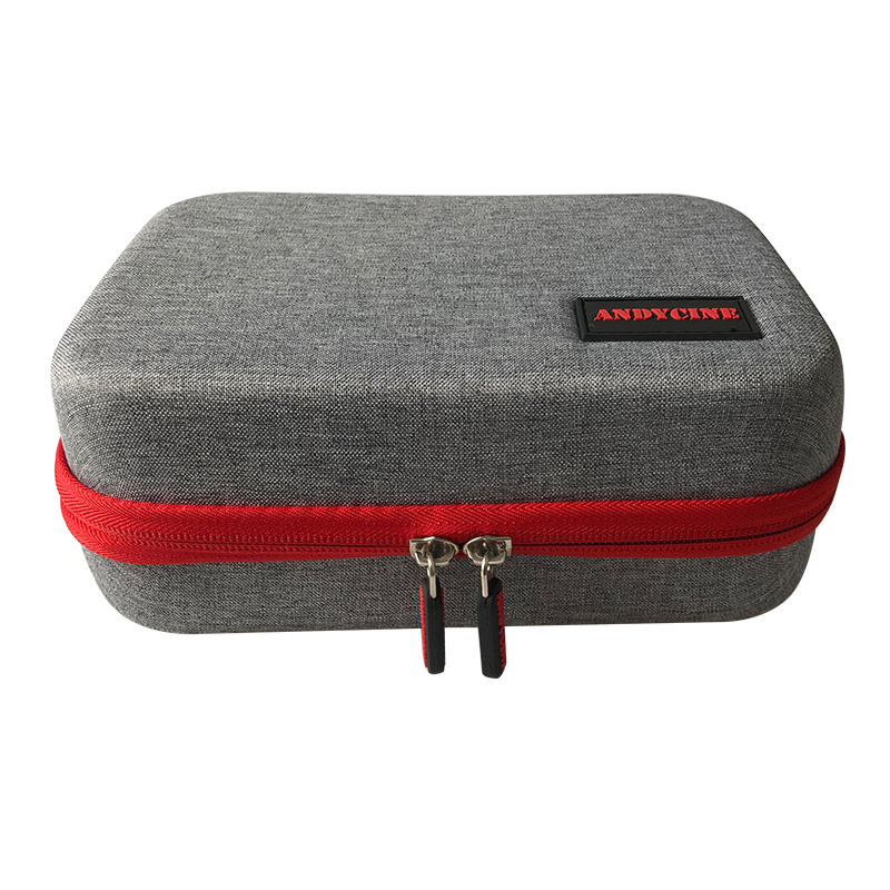 Feelworld Photographic Equipment Bag CameraMonitor Carrying Case(9.06x7.48x4.33/23x19x11cm) for FW759 FW760 F6 Etc
