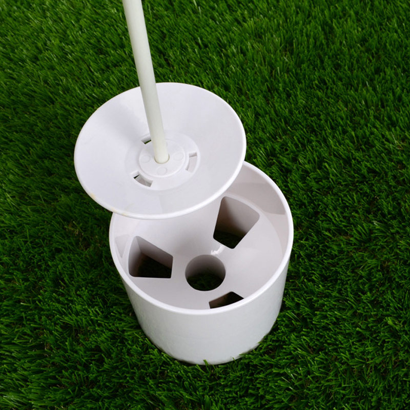 Newly Plastic Practice Golf Cup Putting Green Cup Golf Green Hole Cups BN99