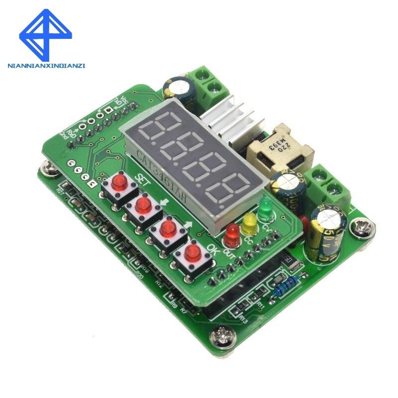 B3603 NC DC Power Versorgung Einstellbare Schritt-Down Modul Spannung Amperemeter 36V3A108W Ladegerät