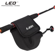 Carrier Bolsa Fishing-Tackle-Bag Spinning-Reel-Protective-Cover Leo Pesca Outdoor SBR