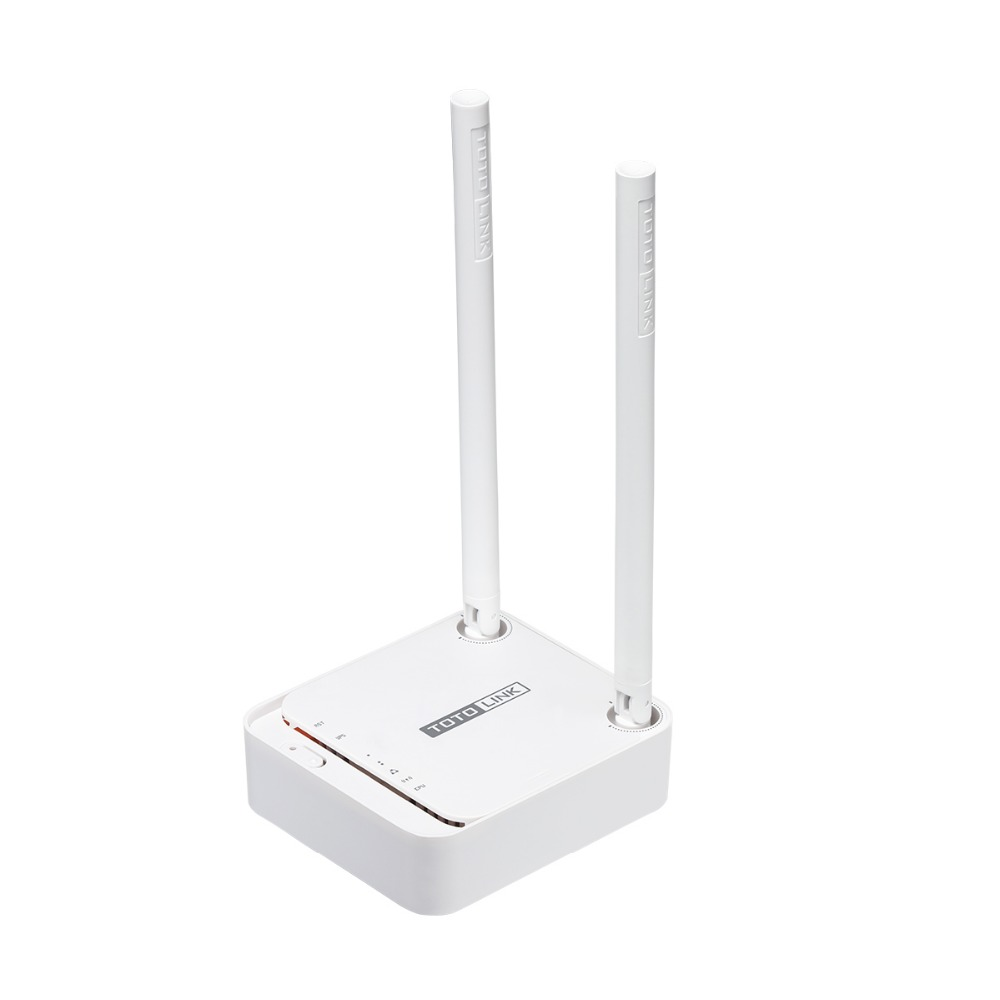 TOTOLINK N200REV3 300Mbps Wireless N Mini Size Easy Setup Router Support QoS and IPTV