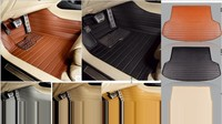 Cars Waterproof XPE Material Non Slip Full Surrounded Car Floor Mats Trunk Mats For 09101112131415 Acura