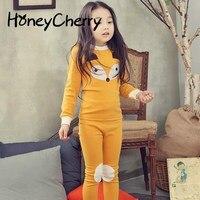 Odzież Bawełniana Bielizna piżamy dla dzieci w Domu W Koreańskiej Wersji Wiele Kolor Piżamy Dla Dzieci Baby Boy Ubrania