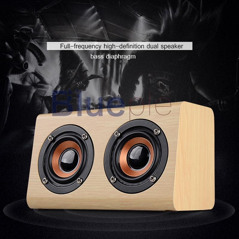 Wood bluetooth speaker (7)