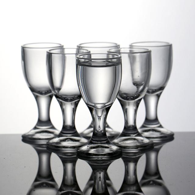 Lead-Free shot glass for Vodka