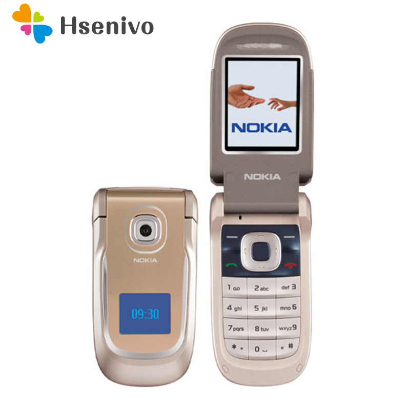 Original Nokia 2760 Mobile Phone 2G GSM Unlocked Cheap Old Refurbished Phone Free Shipping