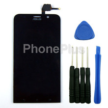 Für asus zenfone 2 ze551ml 5.5 touch screen panel digitizer glass lcd-anzeige