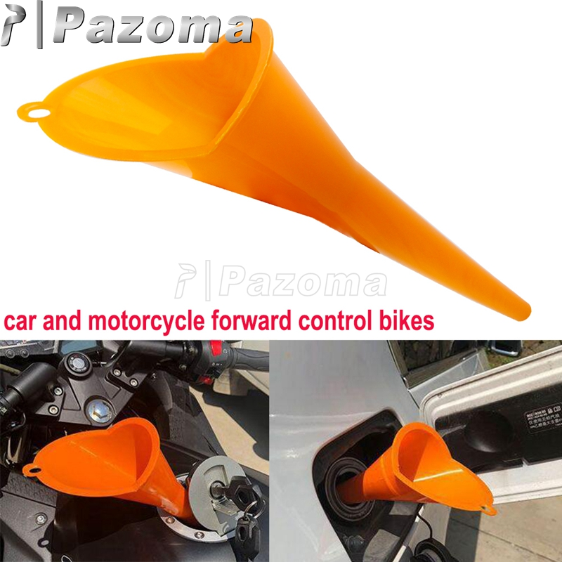 Car Motorcycle Oil Filling Funnel Oil Filter Funnel For Harley Sportster Softail Dyna Touring Road King Forward Control Bikes