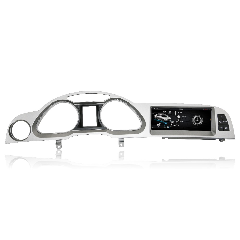 MERRWAY 8.8'' 2005 2009 for Audi A6 Multimedia Navigation Dashboard DVD Player (Basic Model without Navi )