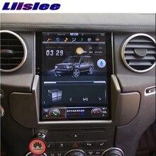 For Land Rover Discovery 4 L319 For Range Rover NAVI 2G RAM LiisLee Car Multimedia GPS WIFI Audio CarPlay Radio Navigation MAP