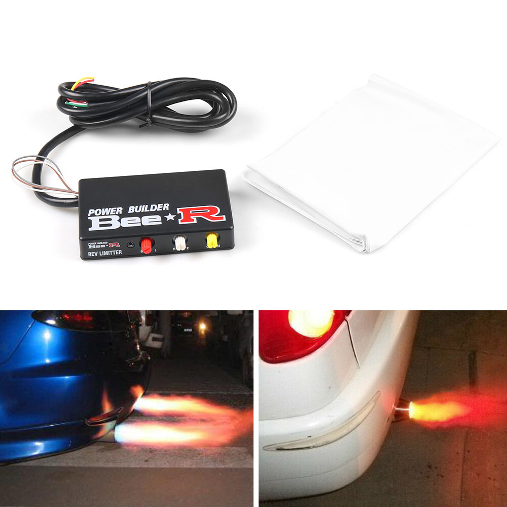 racing power builder type b flame kits exhaust ignition rev limiter launch control bx101446 [ 1000 x 1000 Pixel ]