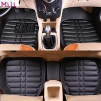 Auto car carpet foot floor mats For nissan qashqai j10 j32 patrol y61 murano2006 x trail t31 murano note almera n16 car mats