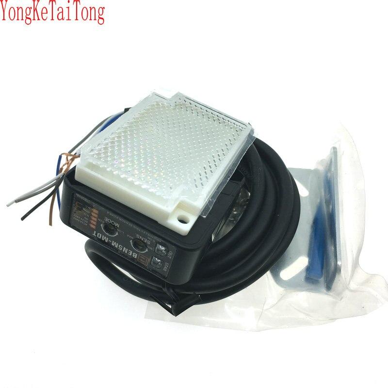 1PCS/LOT BEN5M-MDT BEN5M  Photoelectric switch