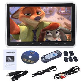 Reproductor de DVD para coche Monitor externo de 10,1 pulgadas, pantalla LCD...