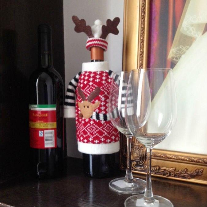 buy 2015 woolen christmas deer gift for. Black Bedroom Furniture Sets. Home Design Ideas
