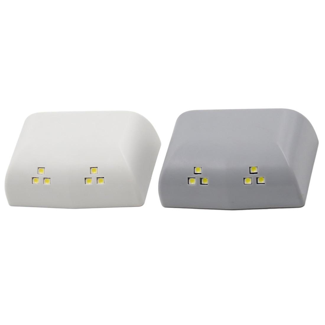 Autoswitch Sensor Night Lights Intelligent Cabinet Wardrobe Cabin Lamp Battery Power LED Light Box Door Home Kitchen Lighting
