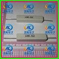 (10 unids/lote) 10 W 0.5 ohm +/-5% resistencia de cemento Horizontal/10 W 0.5 ohm 5% resistencia Cemento/10 W resistencia Cerámica 0.5RJ