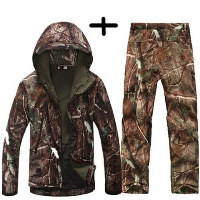 l'engin 17 tactiques carapace de molle veste de carapace camouflage ensemble hommes 7b7409