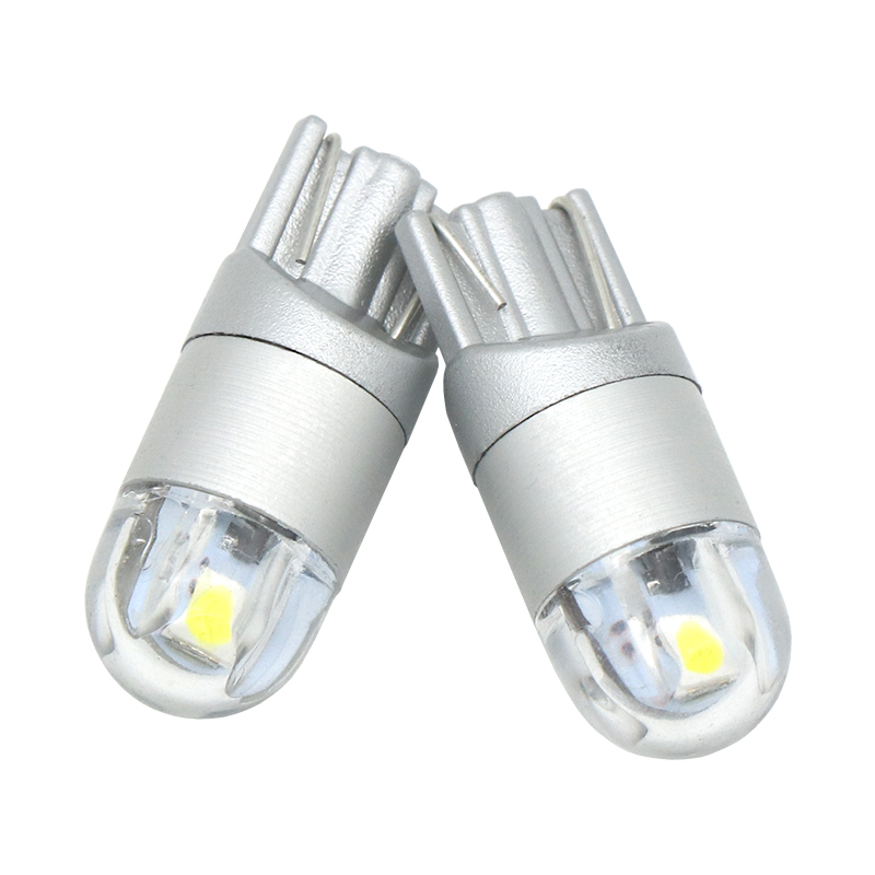 2pcs W5W LED T10 3030 Car lamps 168 194 Turn Signal License Plate Light Trunk Lamp Clearance Lights Reading lamp 12V White Red 4pcs super bright t10 w5w 194 168 2825 6 smd 3030 white led canbus error free bulbs for car license plate lights white 12v